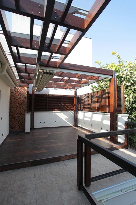 Belgrade Apartment Rooftop Terrace Arths Studio Čubra